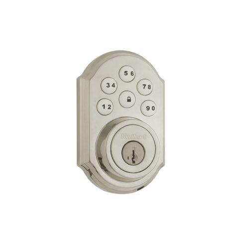 Smart Door Locks - Deadbolt Satin Nickel