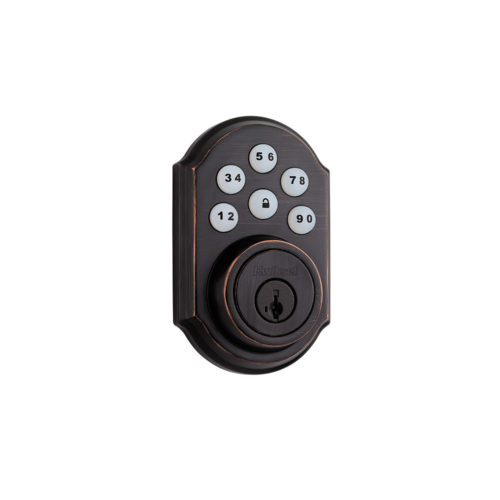 Smart Door Locks - Deadbolt Venetian Bronze