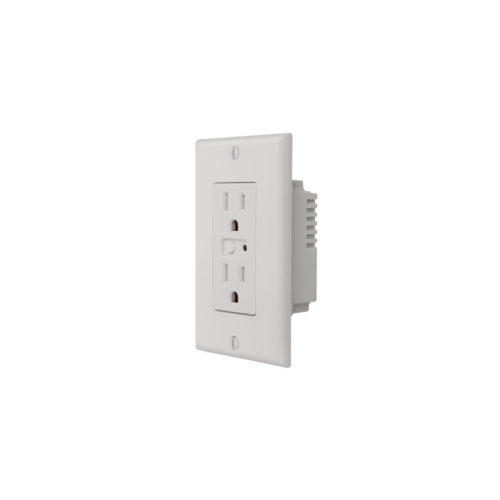Smart In-Wall Outlets